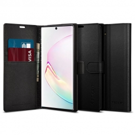 Spigen Wallet S Samsung Galaxy Note 10 - Black (628CS27476)
