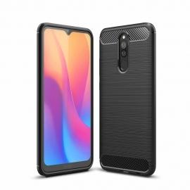 OEM Carbon Case Flexible Cover TPU Xiaomi Redmi 8A - Black