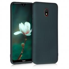 KW TPU Silicone Case Xiaomi Redmi 8A - Metallic Teal (50850.14)