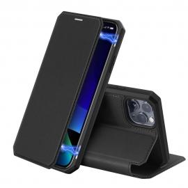 DuxDucis Skin X Bookcase iPhone 11 Pro - Black