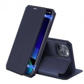 DuxDucis Skin X Bookcase iPhone 11 Pro - Blue