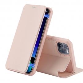 DuxDucis Skin X Bookcase iPhone 11 Pro - Pink