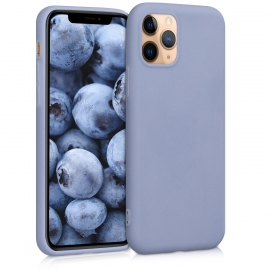 KW TPU Silicone Case iPhone 11 Pro - Lavender Grey (49788.136)