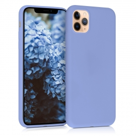 KW TPU Silicone Case iPhone 11 Pro Max - Lavender Grey (49789.136)