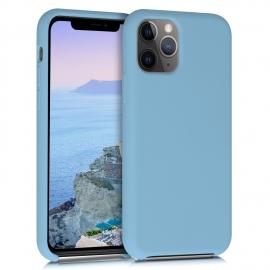KW TPU Soft Flexible Rubber iPhone 11 Pro Max - Dove Blue (49725.161)