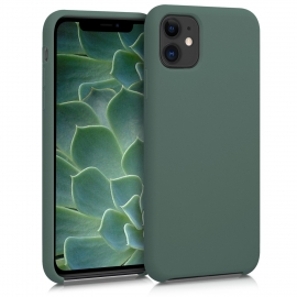 KW TPU Soft Flexible Rubber iPhone 11 - Forest Green (49724.166)