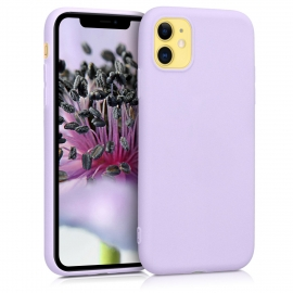 KW TPU Silicone Case iPhone 11 - Lavender (49787.108)