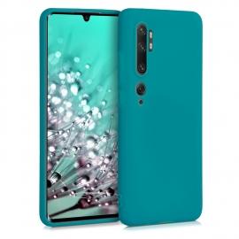 KW TPU Silicone Case Xiaomi Mi Note 10 - Teal Matte (50948.57)