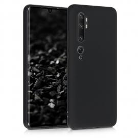 KW TPU Silicone Case Xiaomi Mi Note 10 - Black Matte (50948.50)