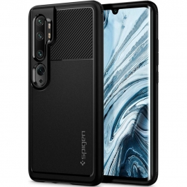 Spigen Rugged Armor Xiaomi Mi Note 10 - Black (ACS00603)