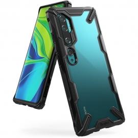 Ringke Fusion-X Design Xiaomi Mi Note 10 - Black