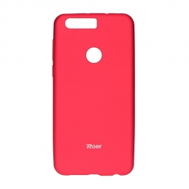 Roar Colorful Jelly Case Huawei Honor 8 - Hot Pink
