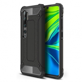 OEM Hybrid Armor Case Tough Rugged Xiaomi Mi Note 10 - Black