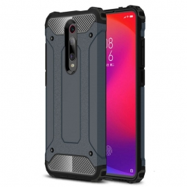 OEM Hybrid Armor Case Tough Rugged Xiaomi Redmi 8 - Blue