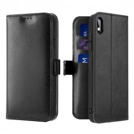 Dux Ducis Kado Bookcase wallet type case Samsung Galaxy A10 - Black