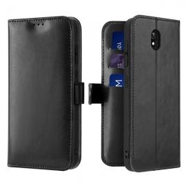 Dux Ducis Kado Bookcase wallet type case Xiaomi Redmi 8A - Black