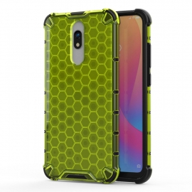 OEM Honeycomb Armor Case with TPU Bumper Xiaomi Redmi 8/8A - Green