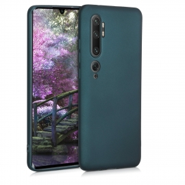 KW TPU Silicone Case Xiaomi Mi Note 10 - Metallic Teal (50952.14)