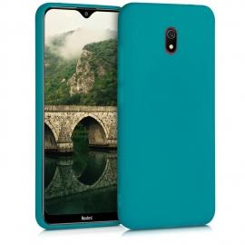KW TPU Silicone Case Xiaomi Redmi 8A - Teal Matte (50643.57)