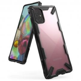 Ringke Fusion-X PC Case Samsung Galaxy A71 - Black