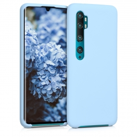 KW TPU Soft Flexible Rubber Xiaomi Mi Note 10 - Light Blue Matte (50949.58)