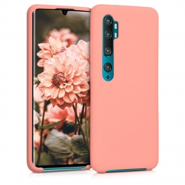 KW TPU Soft Flexible Rubber Xiaomi Mi Note 10 - Coral Matte (50949.56)