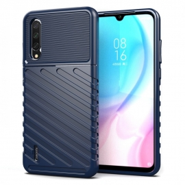 OEM Thunder Flexible Tough Rugged Cover TPU Case Xiaomi Mi A3 - Blue