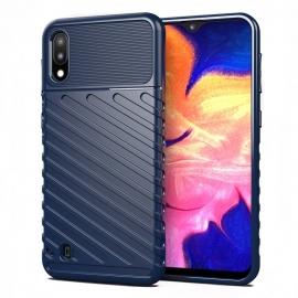 OEM Thunder Flexible Tough Rugged Cover TPU Case Samsung Galaxy A10 - Blue