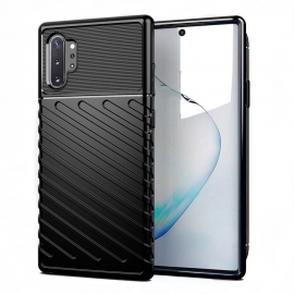 OEM Thunder Flexible Tough Rugged Cover TPU Case Samsung Galaxy Note 10 Plus - Black