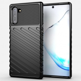 OEM Thunder Flexible Tough Rugged Cover TPU Case Samsung Galaxy Note 10 - Black