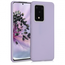 KW TPU Silicone Case Samsung Galaxy S20 Ultra - Lavender (51225.108)