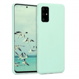 KW TPU Silicone Case Samsung Galaxy S20 Plus - Mint Matte (51216.50)