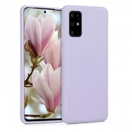 KW TPU Silicone Case Samsung Galaxy S20 Plus - Lavender (51216.108)