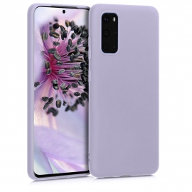 KW TPU Silicone Case Samsung Galaxy S20 - Lavender (51235.108)
