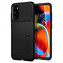 Spigen Slim Armor Case Samsung Galaxy S20 - Black (ACS00658)