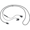 Samsung Stereo Headset Type-C - Black (EO-IC100BBEGEU)
