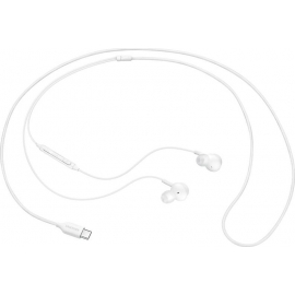 Samsung Stereo Headset Type-C - White (EO-IC100BWEGEU)