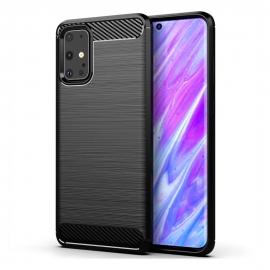 OEM Carbon Case Cover Flexible Samsung Galaxy S20 - Black