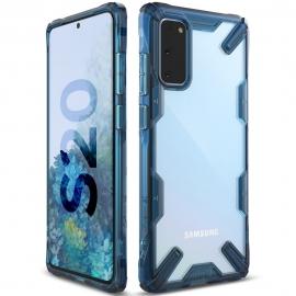 Ringke Fusion-X Samsung Galaxy S20 - Space Blue
