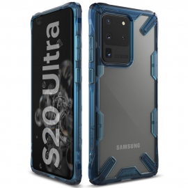 Ringke Fusion-X Samsung Galaxy S20 Ultra - Space Blue
