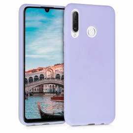 KW TPU Silicone Case Huawei P30 Lite - Light Lavender (47499.139)