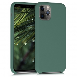 KW TPU Silicone Case iPhone 11 Pro Max - Forest Green (49725.166)
