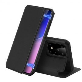 DuxDucis Skin X Bookcase Samsung Galaxy S20 Ultra - Black