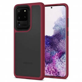 Spigen Ciel Color Brick Samsung Galaxy S20 Ultra - Burgundy (ACS00728)