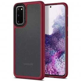 Spigen Ciel Color Brick Samsung Galaxy S20 - Burgundy (ACS00803)