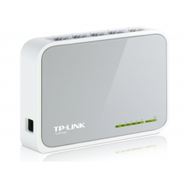 TP-LINK Desktop Switch TL-SF1005D, 5-port 10/100M, (V 16.0)