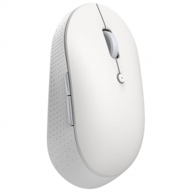 Mi Dual Mode Wireless Mouse Silent Edition - White (HLK4040GL)