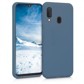 KW TPU Silicone Case Samsung Galaxy A20e - Lilac (48738.168)