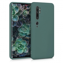 KW TPU Silicone Case Xiaomi Mi Note 10 - Blue Green (50948.171)