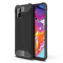 OEM Hybrid Armor Case Tough Rugged Samsung Galaxy A71 - Black